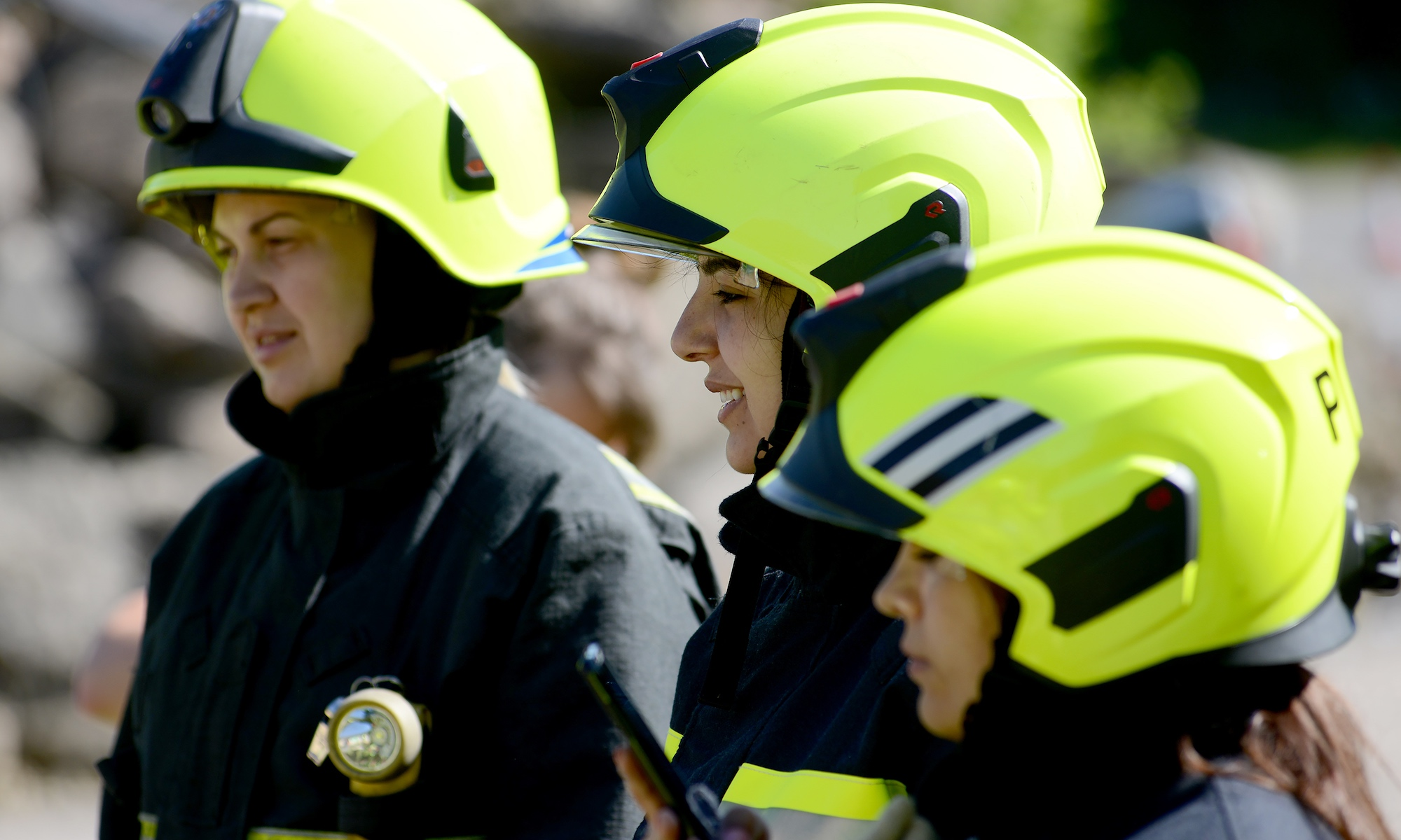 Women in the Fire Service UK