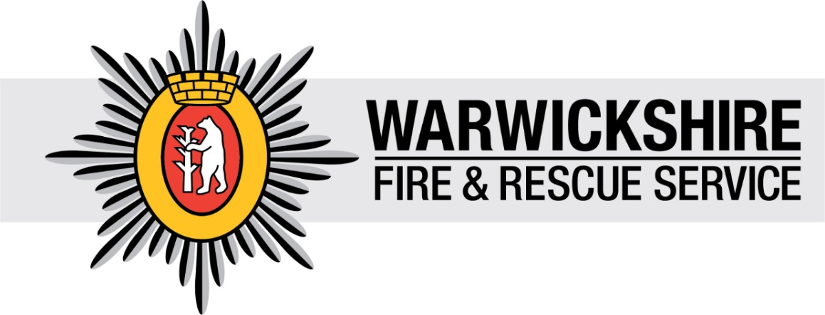 Warwickshire fire and rescue logo